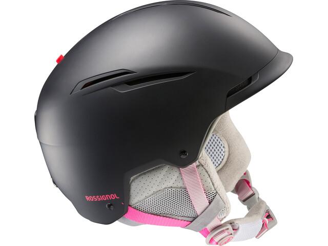 Rossignol Templar Impacts - Casco de bicicleta Mujer - rosa/negro